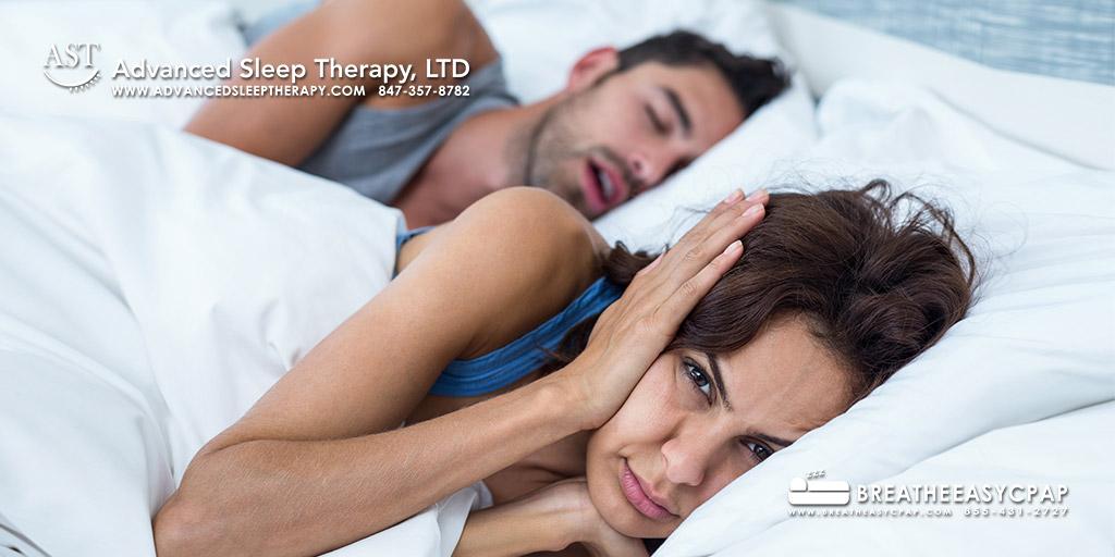 A Dangerous Sound - Excessive snoring
